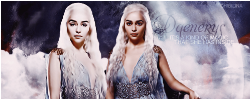 Daenerys GOT by Chibilina