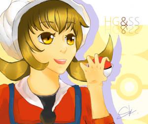 HGSS - Lyra/Kotone