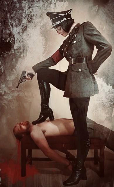Nazi-women Domination 30 by Menkillers