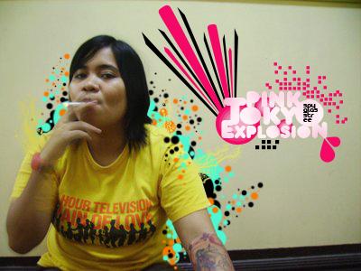 pinktokyoexplosion by randomtuesdays