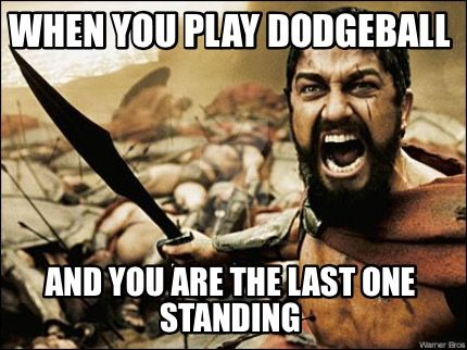 untitled_by_stampywolf999 dbbrfap dodgeball meme by stampywolf999 on deviantart,Dodgeball Memes