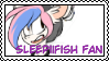 Sleepiifish Fan Stamp by StampyWolf999