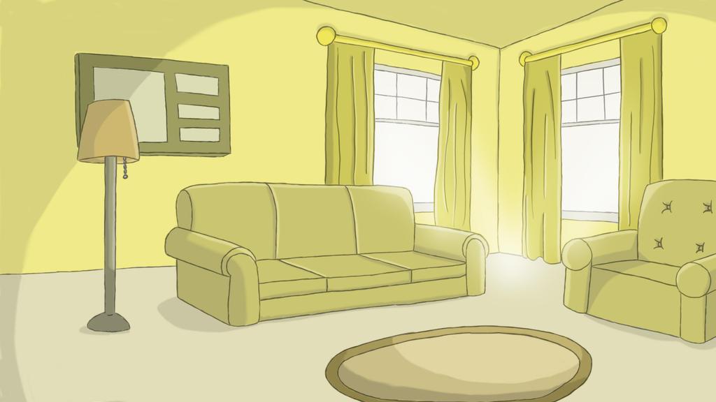 Conceptual art - Living Room by Mohegan567