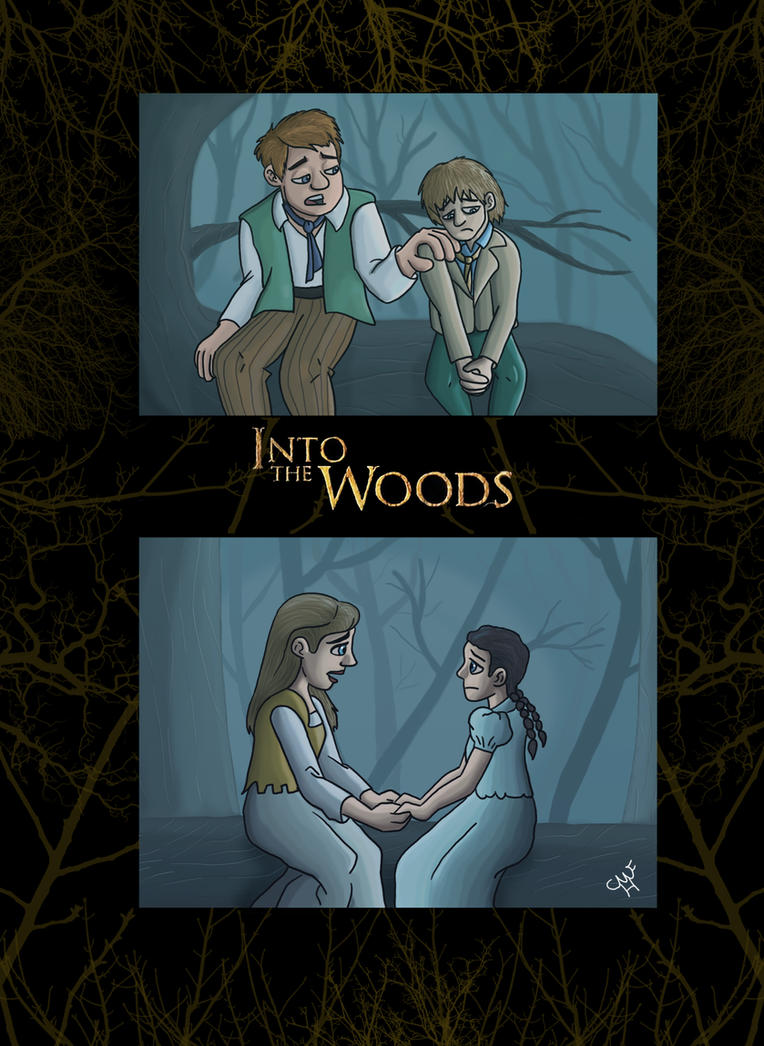 Into The Woods - No one is Alone by Mohegan567
