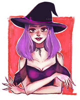 witchy vibes by Willowie