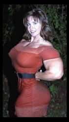 muscle milf