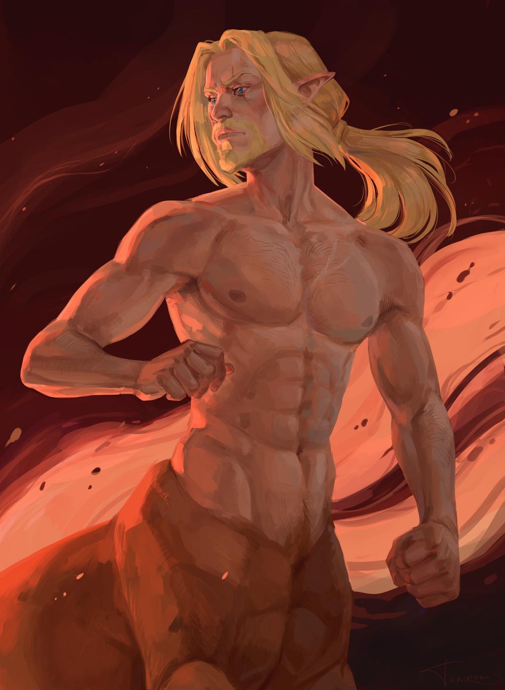 centaur by Takiroku