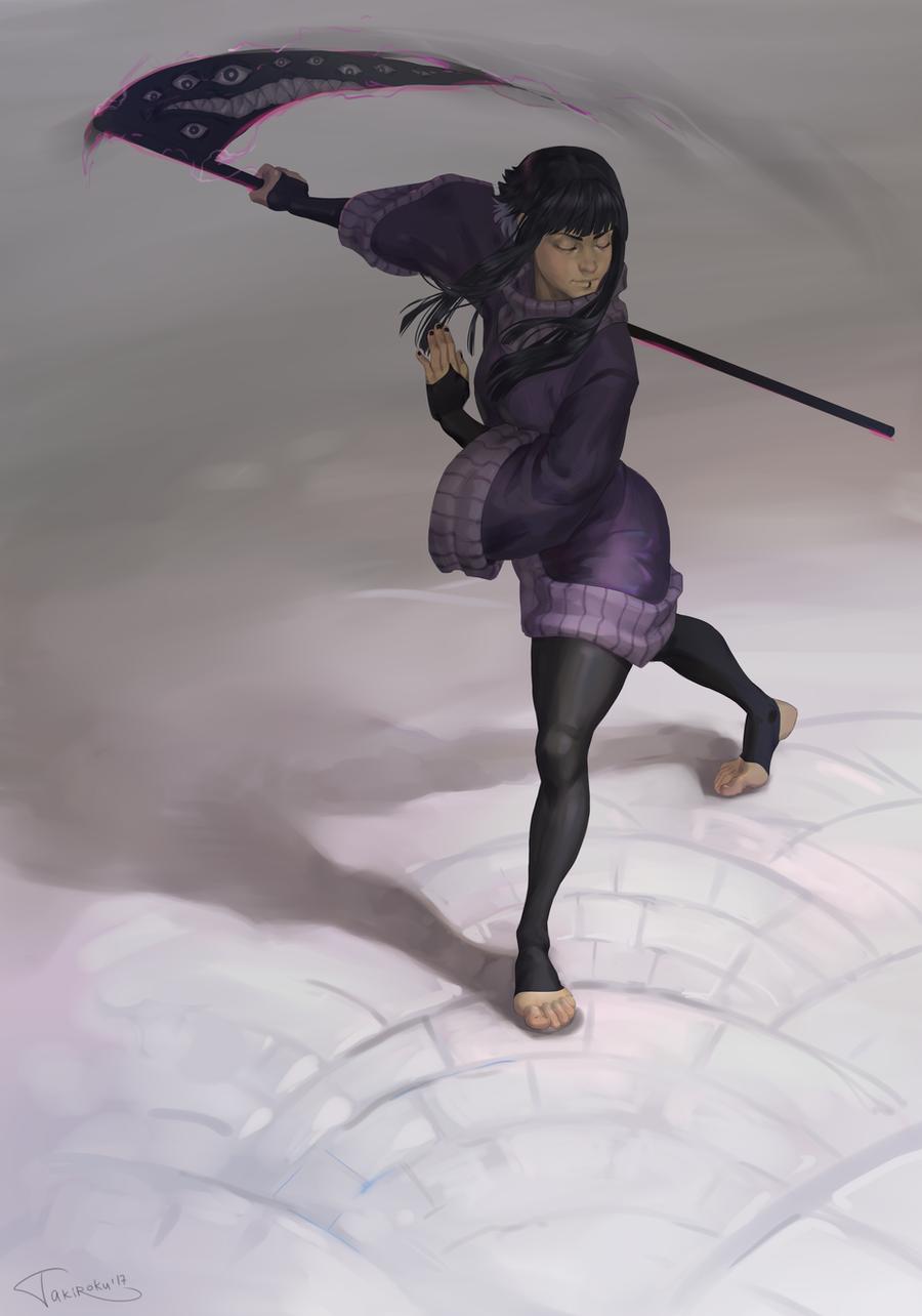 dance with a scythe by Takiroku