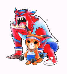 Personal Trainer Gnar Skin