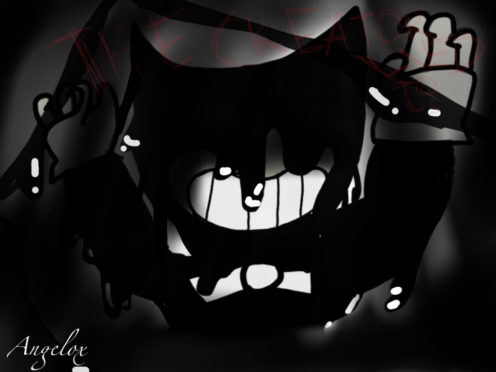 bendy and the ink machine bendy x