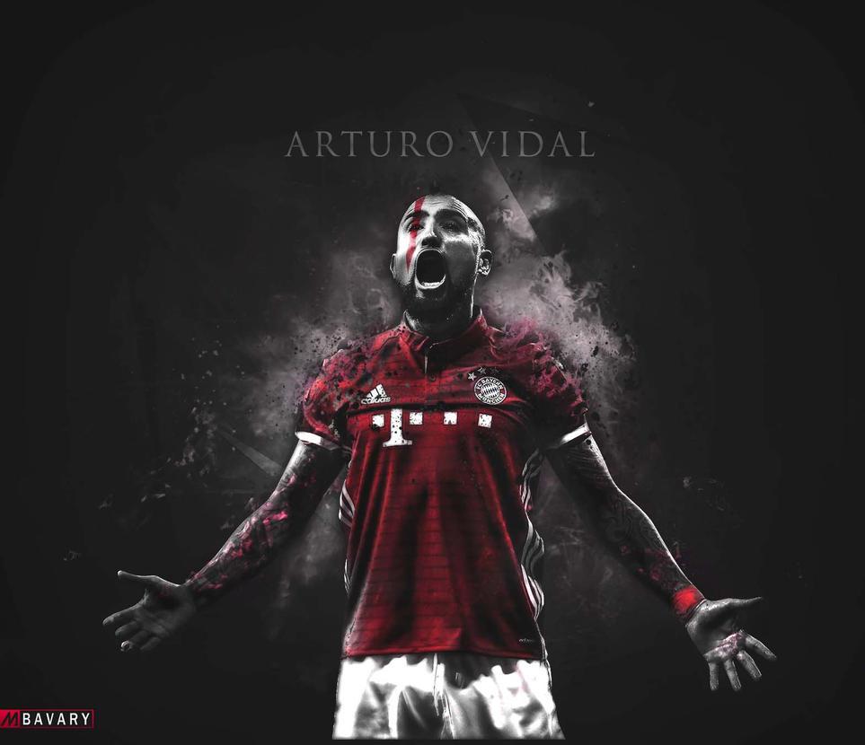Arturo  Vidal by mbavary
