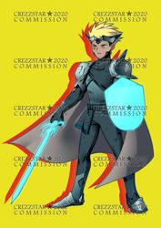 Commission [ C.C. ]