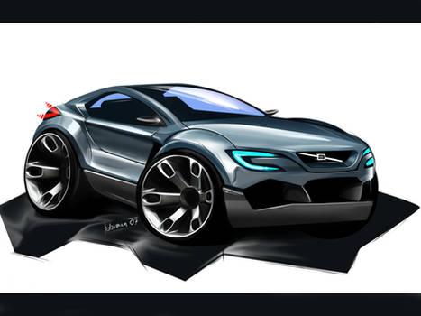Volvo Sport SUV concept