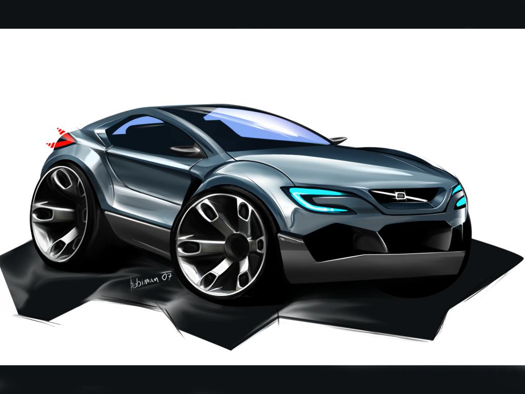 Volvo Sports Car Models