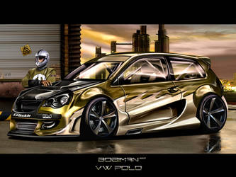 StreetRace GT Polo by Bobiman