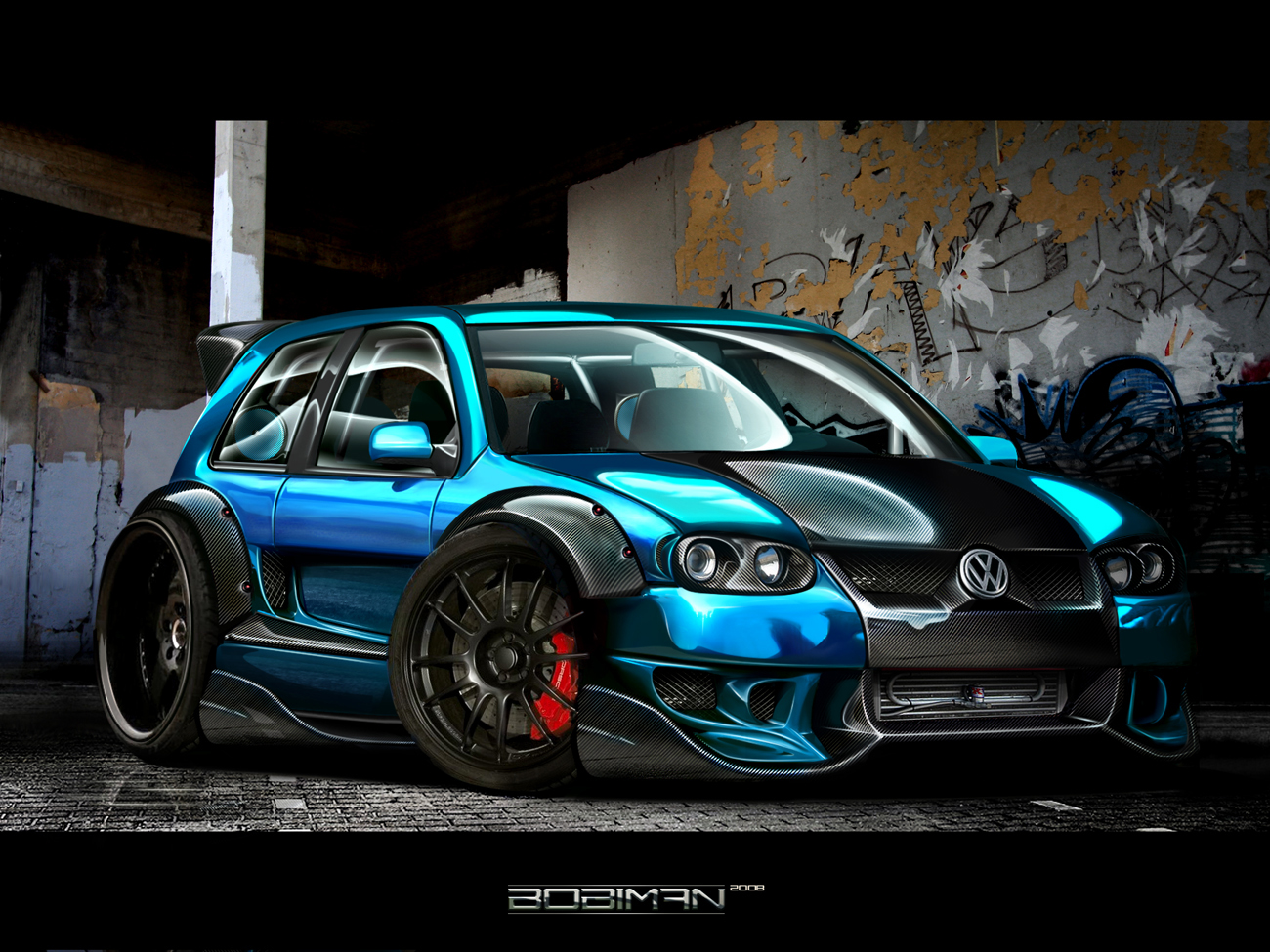 Extreme Golf IV by Bobiman