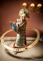 Ion Fortuna! Wheel of Fortune! Tarot Card