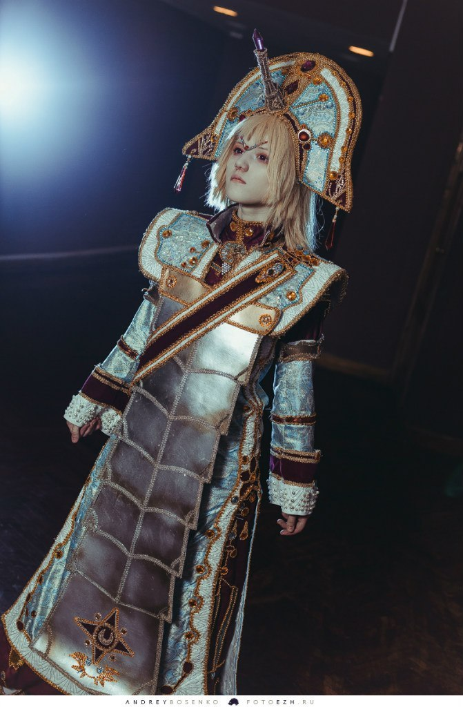 Ion Fortuna TRINITY BLOOD by Lyumos
