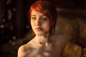 Shani Witcher cosplay photo by Lyumos