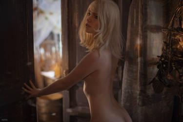 Keira Metz nude by Lyumos