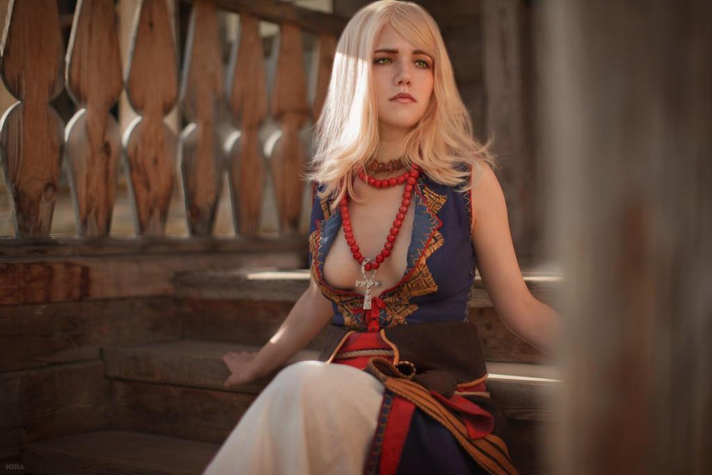 Witcher 3 Keira Metz