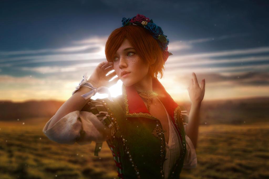 Shani Witcher cosplay by Lyumos on DeviantArt