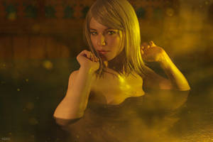 Keira Metz nude. Witcher 3. (7 frame) by Lyumos