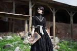 Witcher 3  cosplay. Iris von everec  (frame 1)