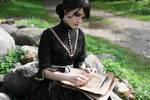 Witcher 3  cosplay. Iris von everec  (frame 3)