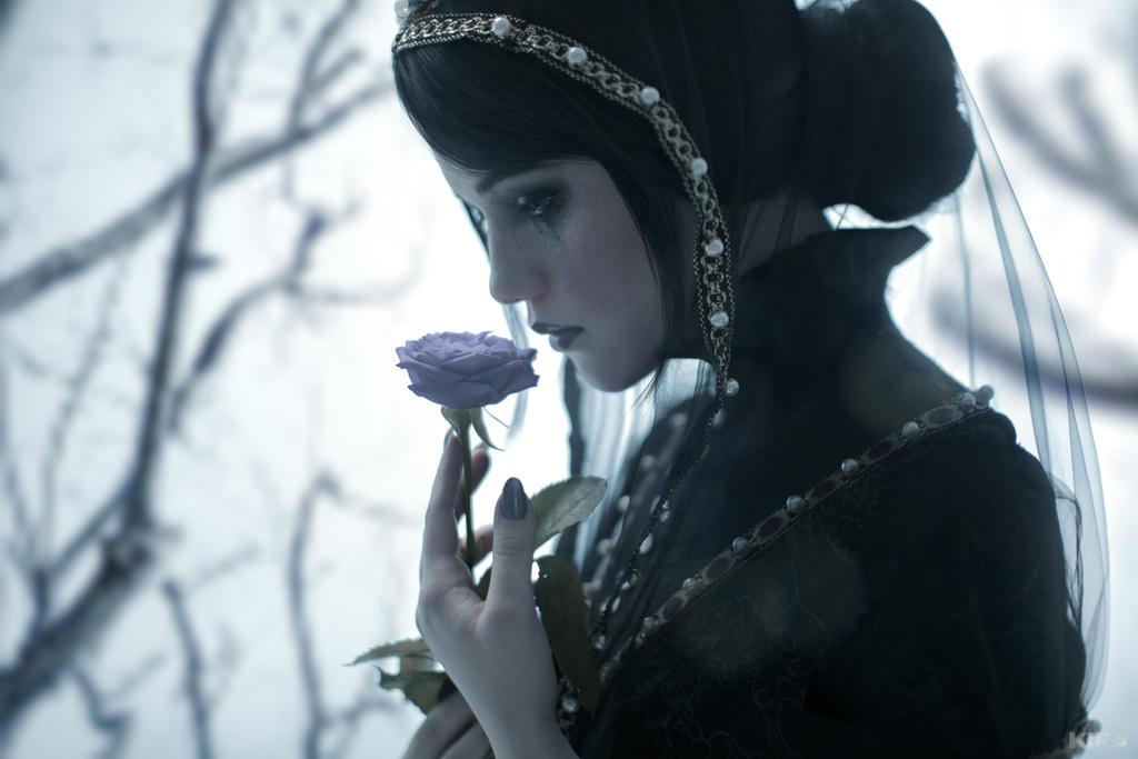 Iris story WITCHER 3 COSPLAY (frame 12) by Lyumos