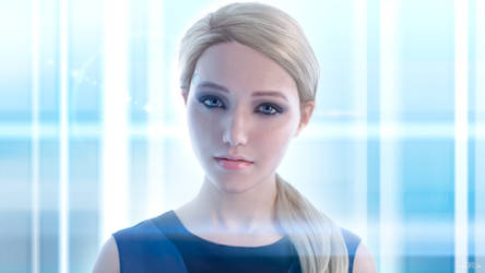 Detroit: Become Human. Cosplay (frame 4) by Lyumos