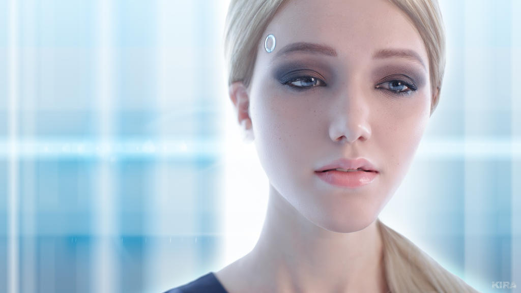 Detroit: Become Human. Cosplay (frame 7) by Lyumos