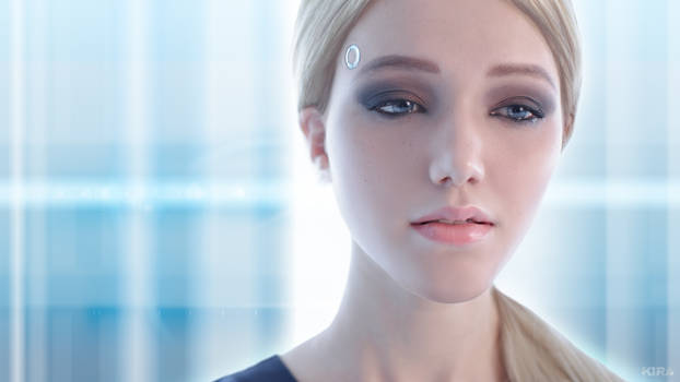 Detroit: Become Human. Cosplay (frame 7)