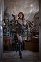 Triss Merigild Witcher (19) by Lyumos