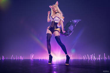 Ahri Kda Ph0-6 by Lyumos