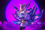 Ahri Kda cosplay by Lyumos