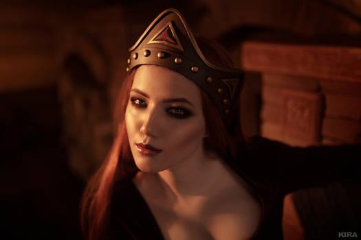Adda witcher cosplay 2