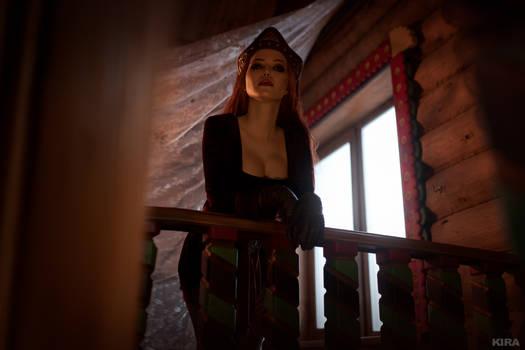 Adda witcher cosplay 5