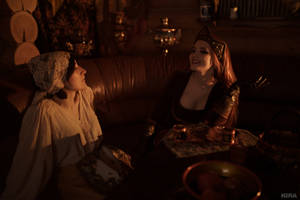 Adda witcher cosplay 12 by Lyumos