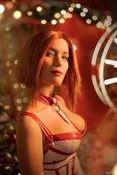 Sunstone Lisa cosplay