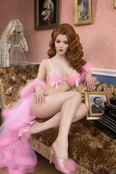 Pink Boudoir by Lyumos