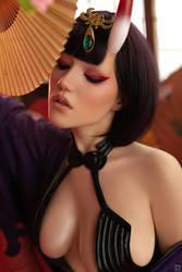Shuten Doji cosplay by Lada Lyumos