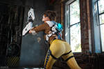Tracer | Overwatch cosplay || by Lada Lyumos