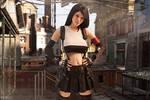 Tifa Lockhart | Final Fantasy 7 cosplay | by Lada