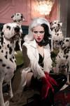 Cruella by Lada Lyumos