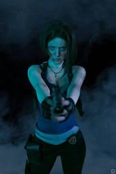 Jill Valentine by Lada Lyumos