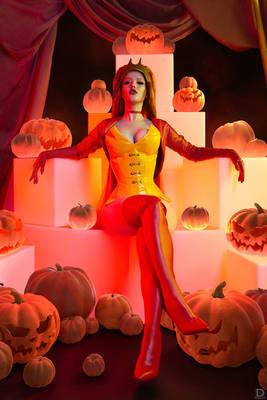 The Mistress from Oglaf comics by Lada Lyumos