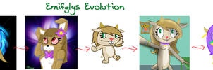 Emifglys Evolution