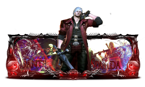 Dante Modelada by GamerOfZeroDeth