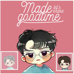 [Share font] Made Goodtime by minoppa10987